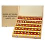 Jogo 50 Fresas Haste 12,7mm Tupia Manual De Ótima Qualidade