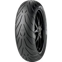 Pneu Pirelli 190 55 17 + Km Angel Gt 75w Hornet/bandit/srad*