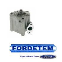 Bomba Oleo Motor Ford Fusion 2.3 Duratec 16v - Original