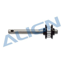 Align 600 Metal Belt Drive Tail Rotor Shaft Assembly H60t001