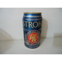 Lata Cerveja Antiga Stroh´s P-colecio [orgulhodoml2]