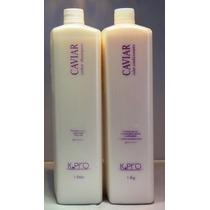 K.pro Kit Caviar Shampoo + Condicionador 1 Litro