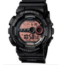 Relogio Casio Gd-100ms Digital 5alarm Cronometro 200m