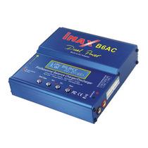 Imax B6ac Carregador De Baterias 12v / 110v / 220v Life Lipo