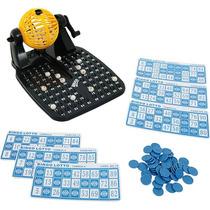 Jogo De Bingo Bingo Show C 24 Cartelas Diversão