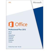 Licença Original Office 2013 Professional Plus 1 Pc
