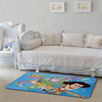Tapete Infantil Estampa Toy Story Universo 80x1,20 - Jolitex