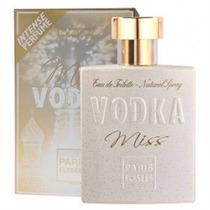 Perfume Paris Elysees Miss Vodka 100ml - Feminino