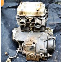 Motor Cb 400 Honda - 1983 - Para Retirada De Peças!
