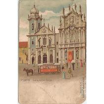 Bilhete Postal Vinhos Do Porto - Portugal - C2p2