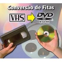 Transforme Sua Fita De Videocassete Em Dvd Ou Grave No Hd