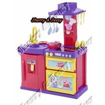 Cozinha Original De Brinquedo Da Peppa Pepa Pig