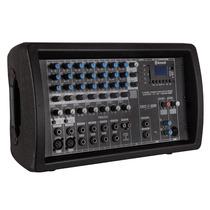 Cabeçote Multiuso Mesa Som Amplificada Pwd250 250 Watts Rms