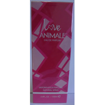 Perfume Feminino Animale Love 100ml Edp Original