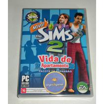 The Sims 2 Vida De Apartamento | Expansão | Pc | Original