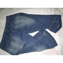 Shorts Jeans T.n.g Tamanho 38 Frete Gratis