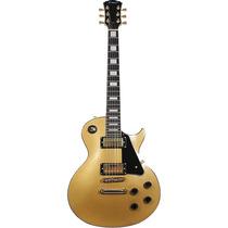 Guitarra Les Paul Prime Lp Gold - Benson