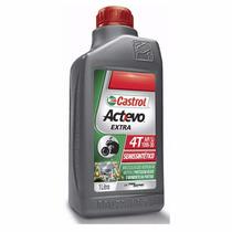 Óleo De Motor Castrol Actevo Extra 4t 10w-30 1 Litro