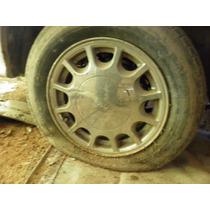 Jogo De Roda De Liga Leve Ford Taurus 1997 Aro 15