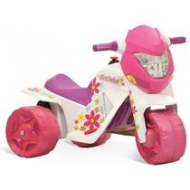 Moto Elétrica Infantil Ban Moto Gatinha 6v Bandeirante