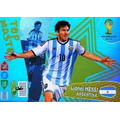 Top Master Messi Adrenalyn 2014