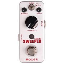 Pedal Mooer Sweeper Bass Dynamic Filter Msbfo - Pd0810