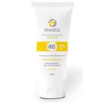 Bloqueador Solar Facial - Fps40 - Oil Free - 60g - Anasol