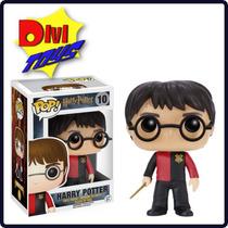 Funko Pop! Harry Potter - Harry Torneio Tribruxo Em Estoque