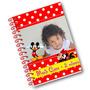 30 Caderninhos Personalizados Com Foto E Tema