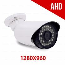 Camera Segurança Infravermelho Ahd M 720p 40 Metros 1.3 Mp