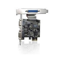 Placa Pci-e Pci Express X 2p Serial+ 1p Paralela Comtac 9050