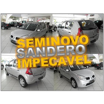 Renault Sandero 1.0 Expression 16v Flex 4p Manual 2010/2011