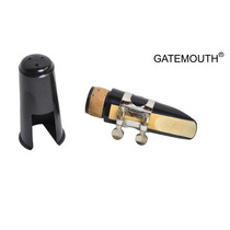 Boquilha Gatemouth Hard Rubber Para Clarinete