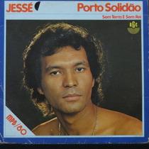 Jessé - Mpb/80 - Porto Solidão - Compacto De Vinil Raro