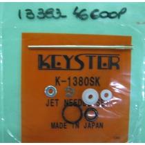 Agulha Pistonete Kit Gsx-r1100 95-94 Keyster 13383-46e00de