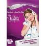Dvd Violetta - Cantar É O Que Eu Sou (2013) Lacrado Original