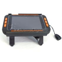 Lupa Eletrônica Digital Portátil Amax 32 X Tela 3.5 Pol.