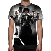 Camisa, Camiseta Sin City 2 A Dama Fatal 2014 Estampa Total