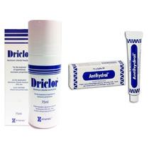 Driclor 75ml + Antihydral - Frete Barato Tratamento Completo