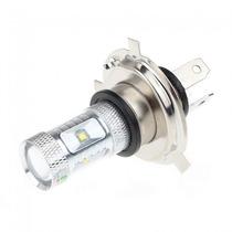 Lampada H4 Led Cree 30w 900 Lumens Estilo Xenon Moto Honda