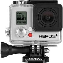 Câmera Filmadora Esportiva Gopro Hero 3+ Silver Brinde 32gb
