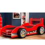 Cama Carro Flash Plus - Vermelho - Gelius