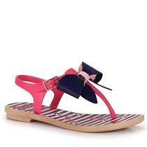 Sandália Rasteira Infantil Grendene Barbie - 25 Ao 32 - Pink