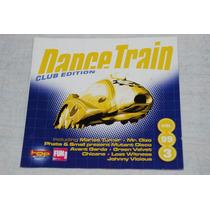 Cd Duplo Dance Train Club Edition Frete De R$5,00