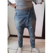 Calça Saruel Jeans 38