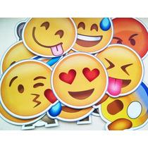 Placas Emoji Casamentos E Festas Kit C/30 Itens Frete Grátis