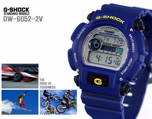 2375d3974f7 Relogio Casio G-shock Dw-9052-2 Alarme Cronometro Wr 200 Mts. Preço  R  289  99 Veja MercadoLibre
