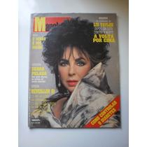 Revista Manchete - Liz Taylor,reveillon 91,serra Pelada