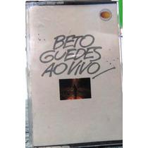 Fita K7 Beto Guedes - Ao Vivo