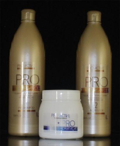 04e26b986 Progressiva Pro Argan Alisa 100% Melhor Do Mercado Original R$89.98 ...